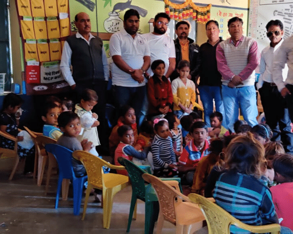 Aanganwadi WAG Foundation